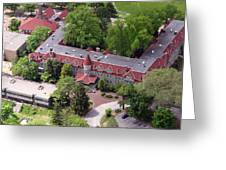 The Exchange Chestnut Hill Academy Greeting Card