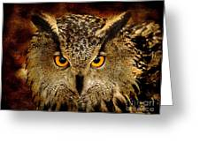 The Eyes Greeting Card