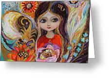 The Fairies Of Zodiac Series - Scorpio Greeting Card