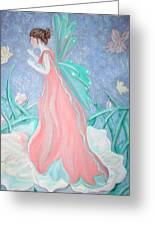 The Fairy Greeting Greeting Card