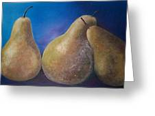 The Famous Pears Greeting Card