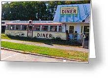 The Farmers Diner Greeting Card