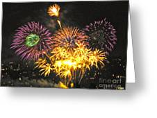 The Finale Greeting Card