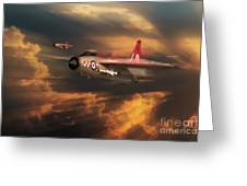 The Firebirds Greeting Card