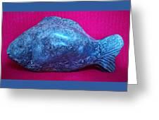 The Fish Greeting Card
