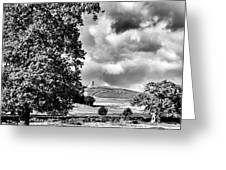 Old John Bradgate Park Greeting Card