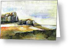 The Fortress Greeting Card