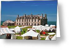 The French Castle 6709 Greeting Card