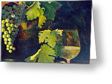 The Fruit Of The Vine Greeting Card
