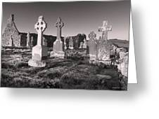 The Ghosts Of Ireland Greeting Card