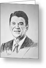 The Gipper Greeting Card
