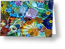 The Glass Ceiling Greeting Card