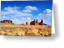 The Goblin Valley Greeting Card