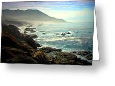 The Gorgeous California Coast Greeting Card