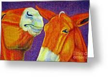 The Gossip Greeting Card