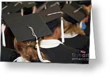 The Graduates Greeting Card