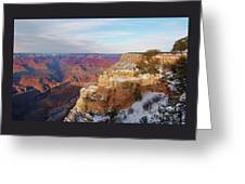The Grand Canyon # 4 Greeting Card