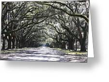 The Grand Lane Greeting Card