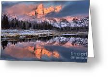 The Grand Teton Greeting Card