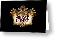 The Great Comet Greeting Card