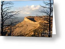 The Great Mesa Greeting Card