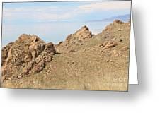 The Great Salt Lake 8 Greeting Card