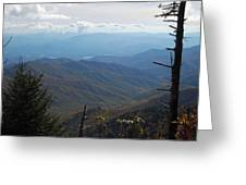The Great Smoky Mountains 21 Greeting Card