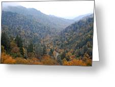 The Great Smoky Mountains 24 Greeting Card