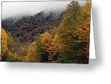 The Great Smoky Mountains 6 Greeting Card