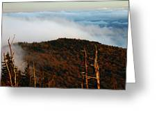 The Great Smoky Mountains 9 Greeting Card