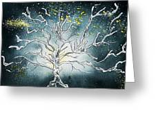 The Great Tree Greeting Card