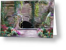 The Grotto Greeting Card