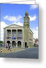 The Guild Hall At Newport Greeting Card