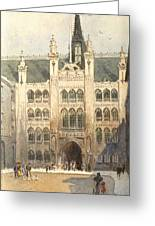 The Guildhall Greeting Card