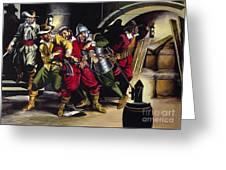 The Gunpowder Plot Greeting Card