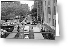 The High Line 166 Greeting Card