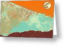 The Himalayas Greeting Card