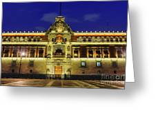 The Historical National Palace Greeting Card