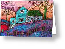 The Homestead I Greeting Card