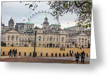 The Household Cavalry Museum London Greeting Card