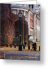 The Household Cavalry Museum London 7 Greeting Card