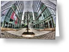 The Hub Milton Keynes Greeting Card