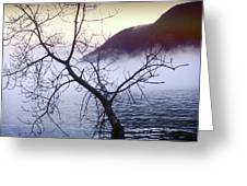 The Hudson Highlands Greeting Card