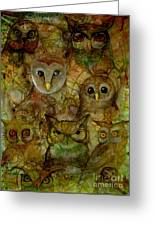 The Humble 9 Greeting Card by Amy Sorrell