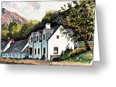 The Inn Scotland Greeting Card