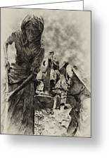 The Irish Famine Greeting Card