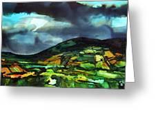 The Irish Hills Greeting Card