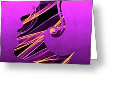 The Jazz Singer Greeting Card