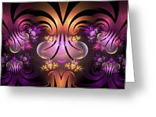 The Jesters Garden Greeting Card