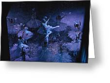 The Joffrey Ballet Dances The Greeting Card by Sisse Brimberg